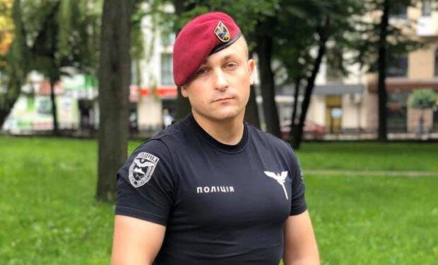 Коп з Франківська затримав грабіжника, знявши форму - завжди на службі