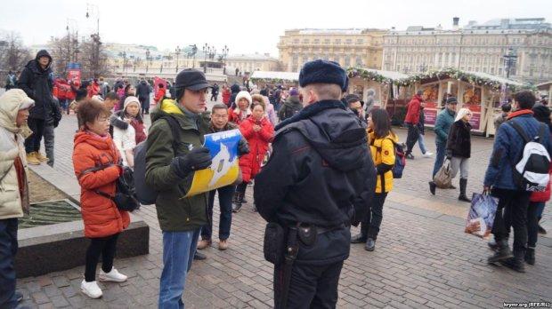 пікети в Москві