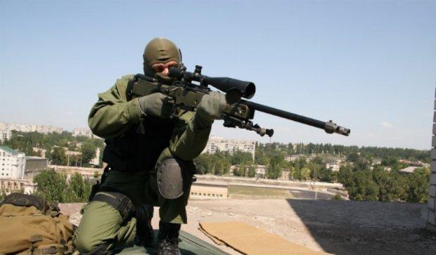 На Луганщині активізувалися снайпери терористів