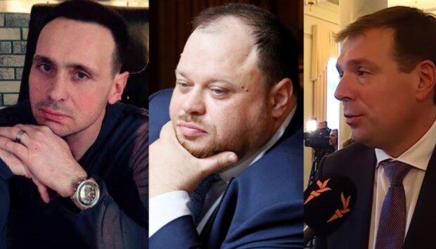 Кабанов, Стефанчук и Скорик, фото: radiosvoboda.org