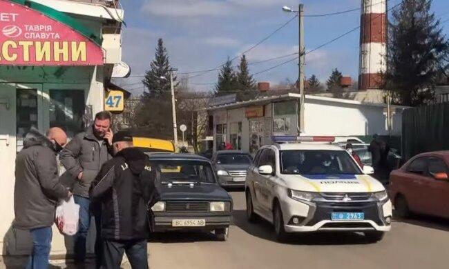Люди на вулицях, скріншот: Youtube