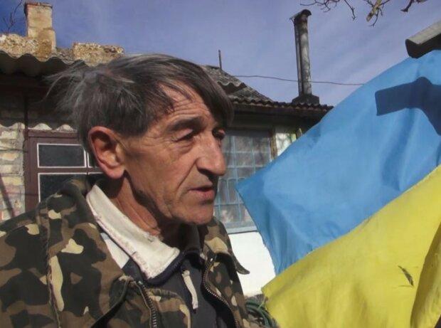 Оккупанты увезли украинского активиста Приходько в неизвестном направлении: дочь сделала заявление