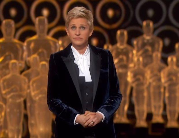 Культова телеведуча Еллен Дедженерес розповіла про бридкі домагання вітчима