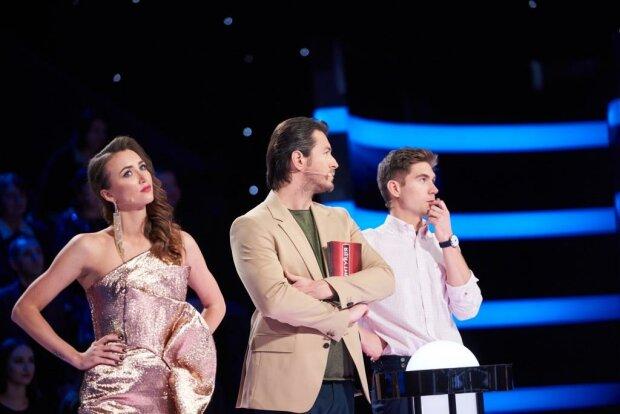 Анна Ризатдинова, Сергей Притула и Владимир Остапчук, фото: пресс-служба Нового канала