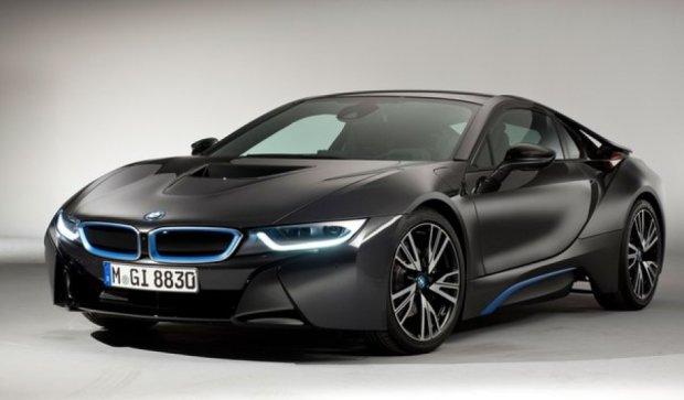 BMW створює автомобіль з витратою пального 0,4 літра