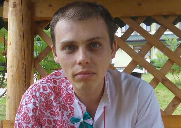 Михайло Савчук, фото Тетяна Савчук: Facebook потрібна допомога Міші Савчук