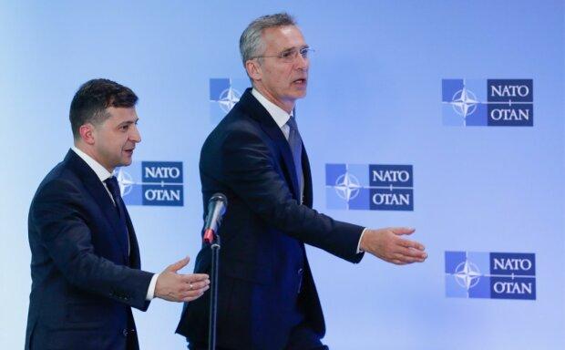 Вступление Украины в НАТО: Зеленский провел судьбоносную встречу со Столтенбергом