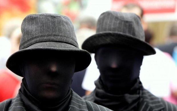 Не на тих напали: бандити стали жертвами пограбування, відео