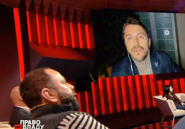 Дубинский и Притула, кадр из видео