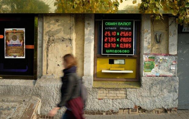 Курс валют на 22 жовтня: долар наробив галасу