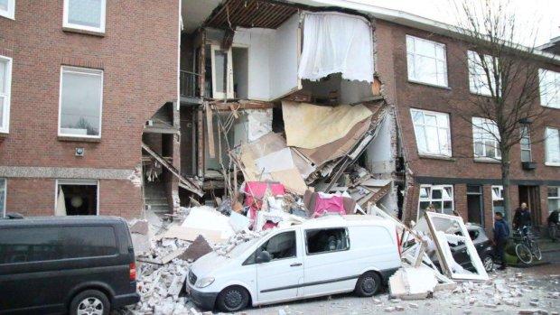 У Гаазі прогримів потужний вибух: вдалося врятувати лише одного