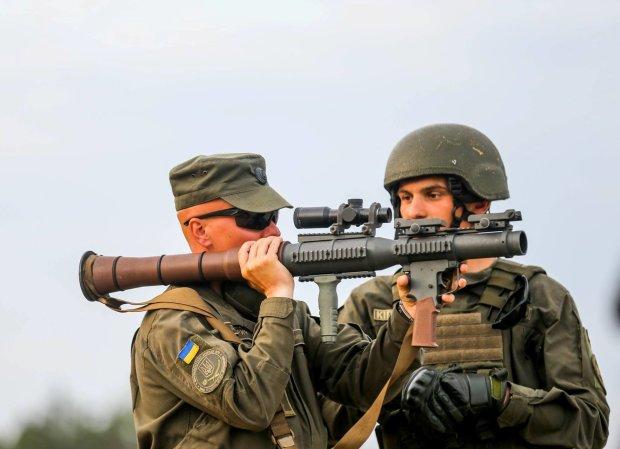Украинцы испробовали сверхмощное оружие США: опубликовано видео