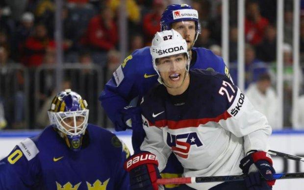 США - Швеция 4:3 Видео лучших моментов матча ЧМ-2017 по хоккею