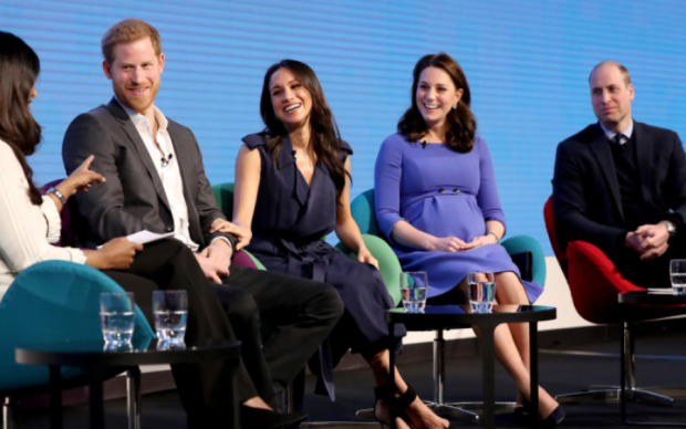 Букингемские разборки: весь мир увидел сложные отношения королевских невесток