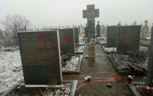 Прогулянка кладовищем на Донеччині закінчилася смертю для дівчини