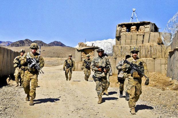 Пісня присвячується до 30-річчя з дня закінчення війни в Афганістані