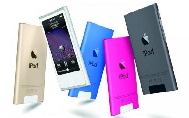 """Apple попрощалась со своими """"старыми"""" гаджетами"""