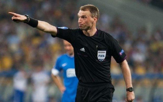 Стало відомо, хто з українських арбітрів обслуговуватиме матчі єврокубків