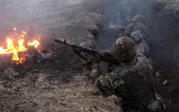 Сутки в ООС: путинские прихвостни использовали тяжелую артиллерию