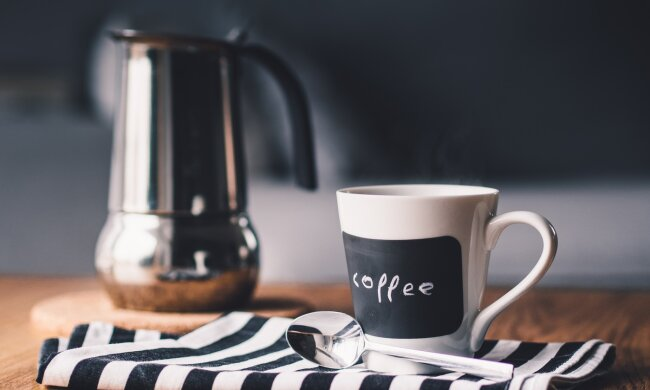 кава, фото Pxhere