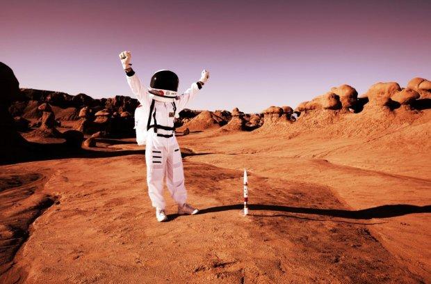 Бомбардування породило життя на Марсі: нове відкриття вразило науковий світ