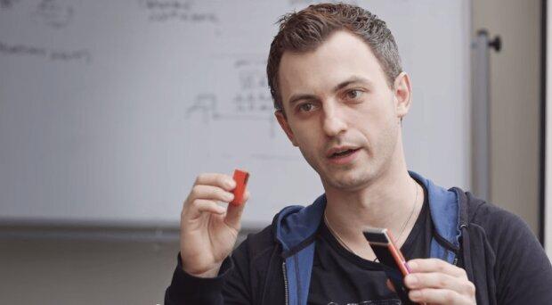 Павел Еременко, фото: Airbus Group