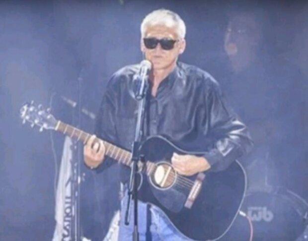 Олександр Дацюк, скріншот із відео