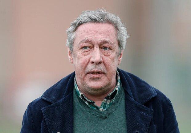Михаил Ефремов, фото из свободных источников