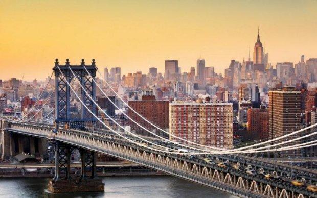 """Розмріялися: росіяни """"перетворили"""" місто в Нью-Йорк до приїзду Путіна"""