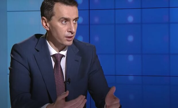 Віктор Ляшко, кадр з інтерв'ю: YouTube