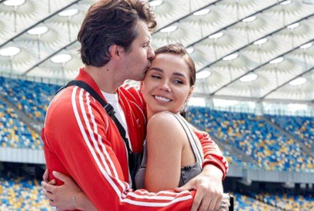 Евгений Кот с женой, фото из instagram