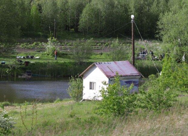 место расстрела в Житомирской области, фото Униан