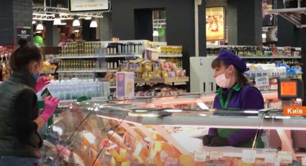 магазин, скріншот з відео