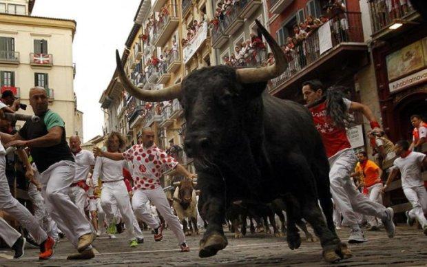 Масовий забіг з биками закінчився кривавою трагедією