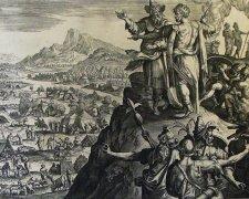 Царь моавитян Валак