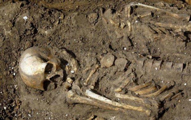 Вчені відкопали останки мутанта