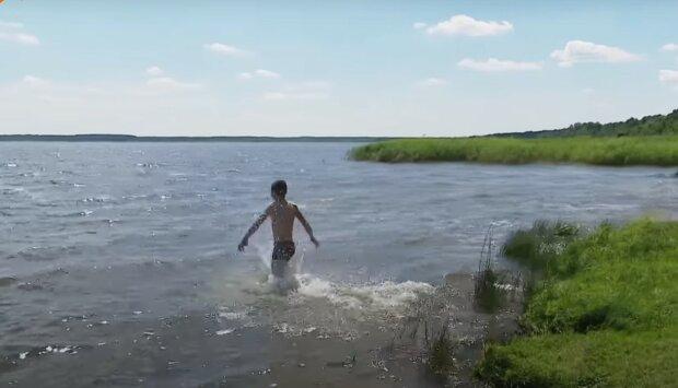 Шацкие озера, скриншот из видео