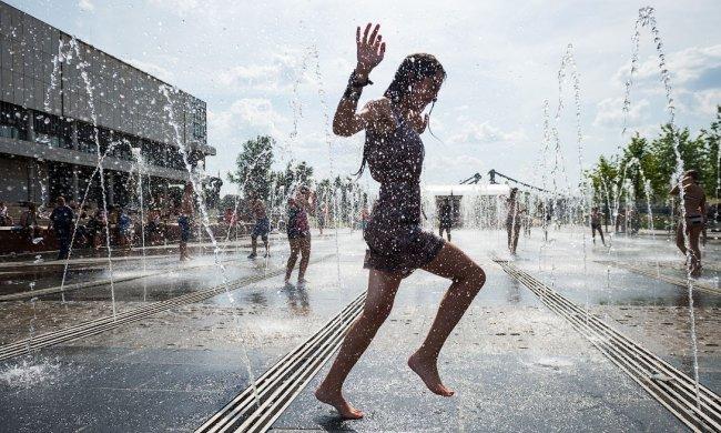 Погода в Києві на 14 червня: аномальна спека та похмуре небо, стихія не дасть розслабитися