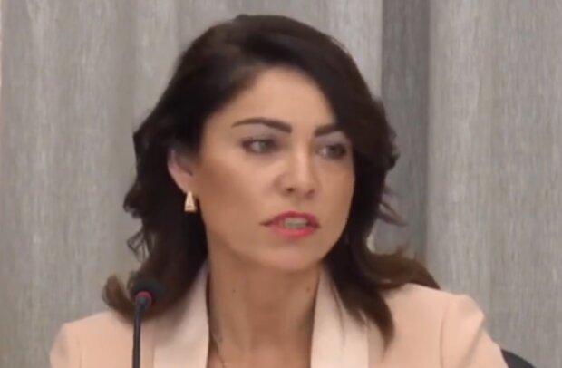 Олена Дума, скрін з відео