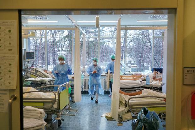 В Украине за сутки 2 779 новых больных коронавирусом, 133 умерло