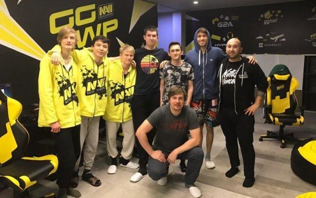 Українська команда Na'Vi виграла кваліфікацію на престижний турнір з Dota 2