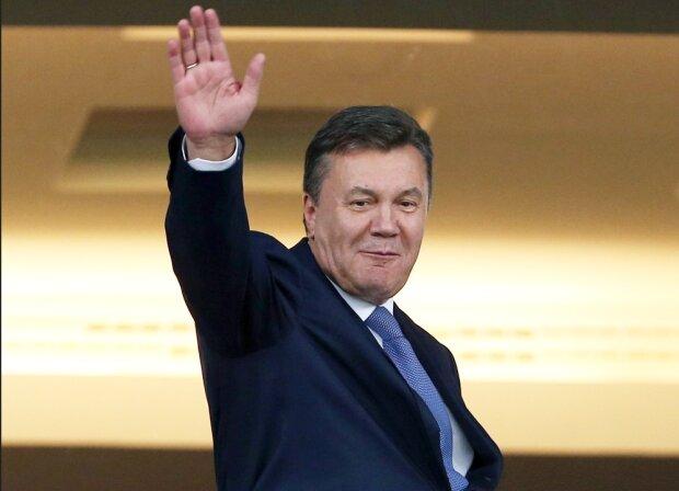 беглец Виктор Янукович, фото: ТАСС