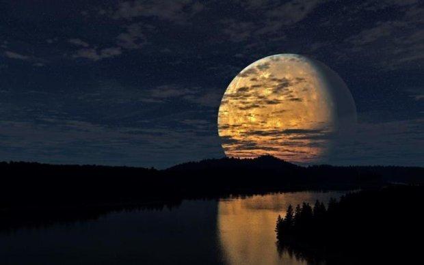 Місяць назвав своїх батьків