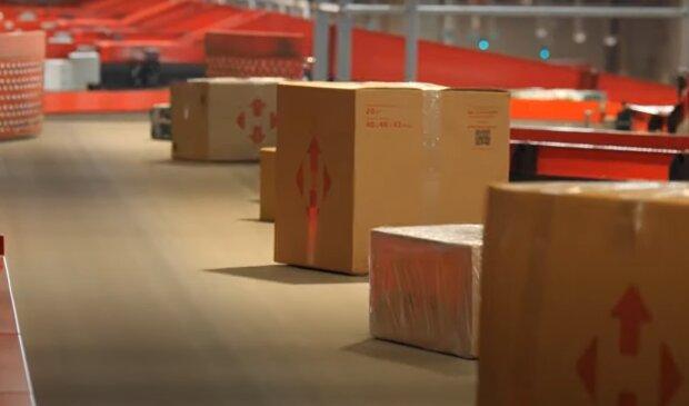 Новая Почта, кадр из видео, изображение иллюстративное: YouTube