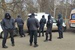 Протести у Нових Санжарах, фото:poltava.to