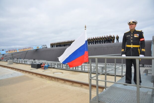 Подводная лодка, фото Вконтакте