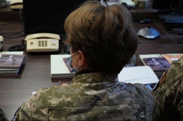 Старший сержант Наталья N. Фото: Новинарня
