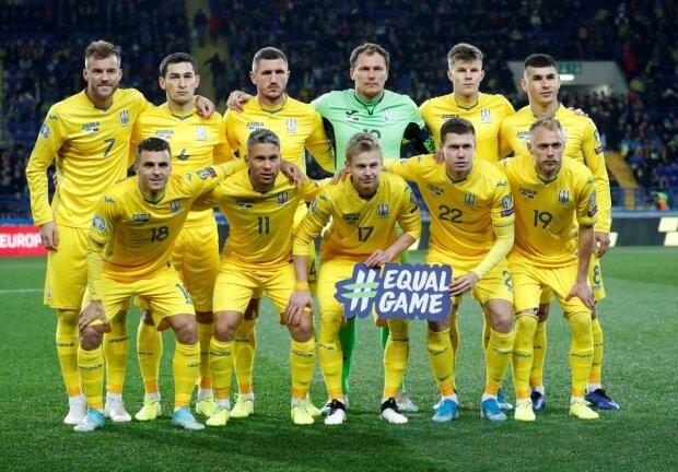 Збірна України, фото: REUTERS