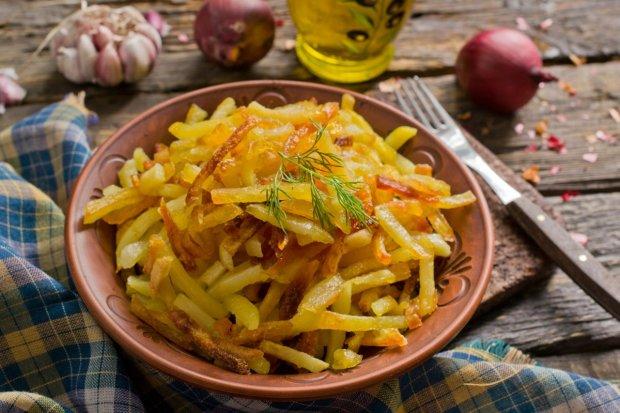5 способів приготувати смажену картоплю, про які ви не здогадувались