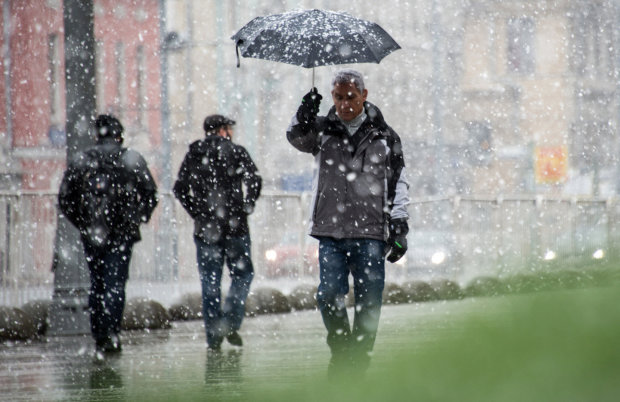 Погода на неделю в Украине: стихия приготовила снежные испытания, справятся не все